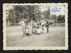 Camp Manzer, Boy Scout Camp