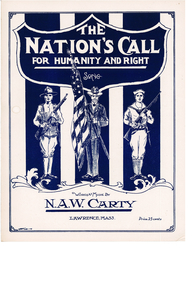 The nation's call for humanity and right
