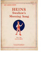 Swallow's morning song