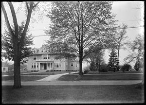 Flagg house N.E. view