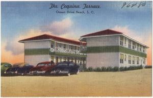 The Coquina Terrace, Ocean Drive Beach, S. C.
