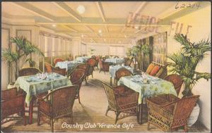 Country Club Veranda Cafe
