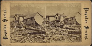 Ruins of Johnstown, Pa
