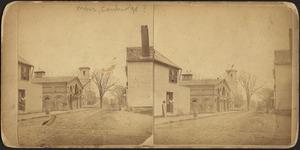 Hose house no 6 Cambridge