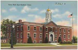 Town Hall, East Hartford, Conn