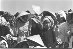 Vietnamese peasants.