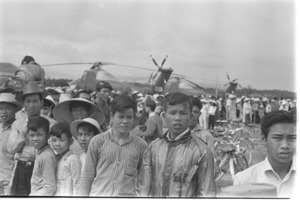Tamky peasants; Saigon