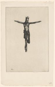 The broken crucifix