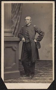 Lieutenant William Washburn, 35th Massachusetts