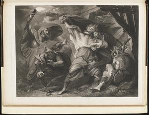 Shakspeare. King Lear, act III, scene IV