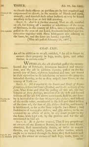1806 Chap. 0114. An Act In Addition To An Act, Entitled,