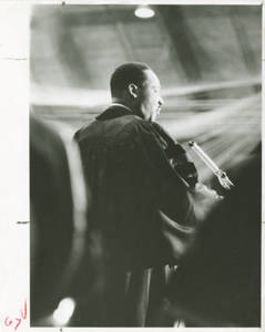 Martin Luther King, Jr. at SC Commencement
