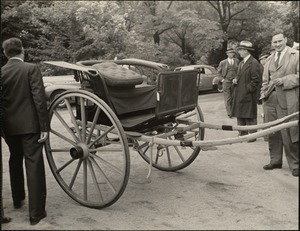 Carriage auction