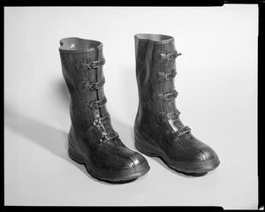 CEMEL- clothing, footwear, overboot, standard, black