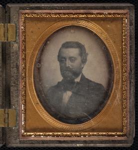 Daguerreotype (?) of William Mason