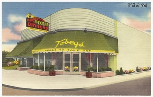 Tobey's Mexican Dinners