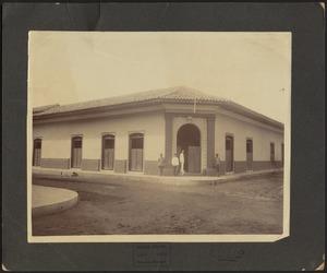 American Legation, Managua, Nicaragua, 1909