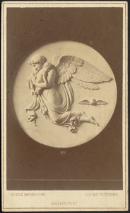Night (bas-relief of Angel and sleeping child)