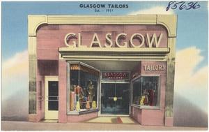 Glasgow Tailors, est. - 1911