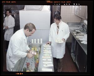 Food lab, food acceptance lab