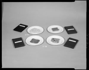 MRE-VII starch, MRE-VII cakes