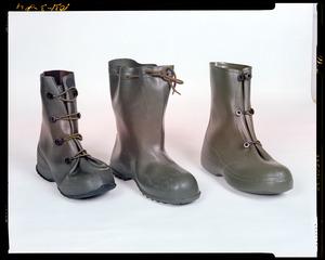IPL footwear German, Canadian, American overshoe