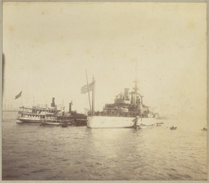Two steamships