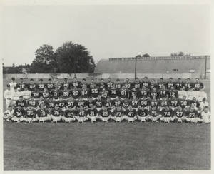 1967 Springfield College Football Team