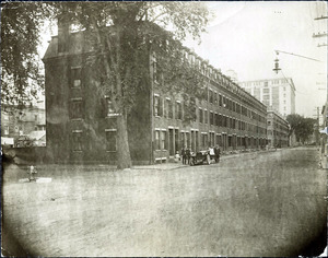 Methuen St. looking west Corp. boarding houses