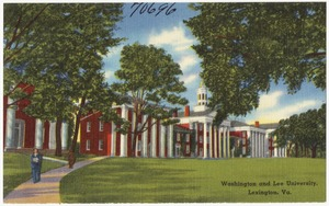Washington and Lee University, Lexington, Va