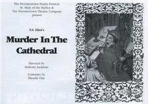 main theme of murder in the cathedral Murder in the cathedral the story begins with the people of the cathedral awaiting his arrival the main focus of the play is the the theme shows that it is a.
