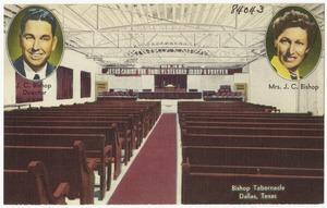 Bishop Tabernacle, Dallas, Texas
