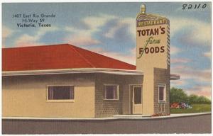 Totah's Fine Foods, 1407 East Rio Grande, Hi-Way 59, Victoria, Texas