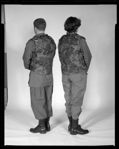 Uniforms, back view